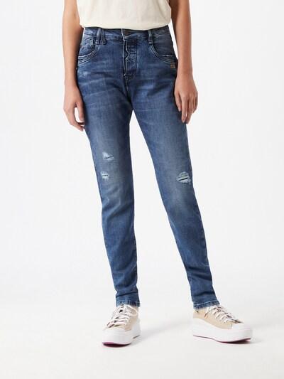 Gang Jeans 'Gerda' in dunkelblau, Modelansicht