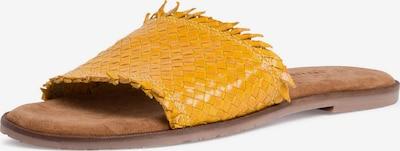 TAMARIS Pantofle - žlutá, Produkt