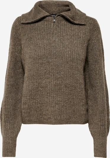 ONLY Pullover in kastanienbraun, Produktansicht