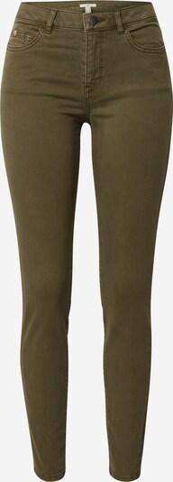 EDC BY ESPRIT Jeans in khaki, Produktansicht