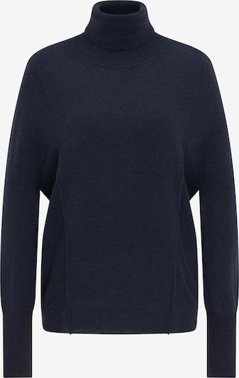 DreiMaster Klassik Pullover in dunkelblau, Produktansicht