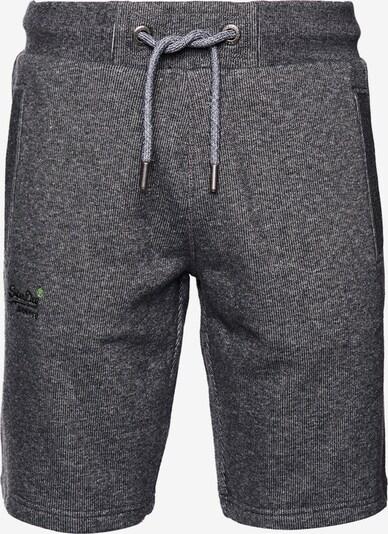 Superdry Shorts in graumeliert, Produktansicht