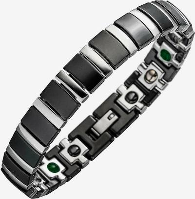 Lunavit Armband in de kleur Zwart, Productweergave