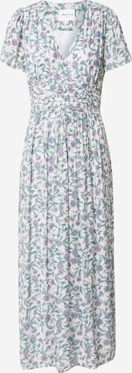 Maison 123 Kleid 'LEVANA' in jade / orchidee / helllila / schwarz / weiß, Produktansicht