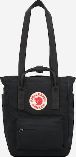 Fjällräven Sporttas 'Kanken' in de kleur Zwart, Productweergave