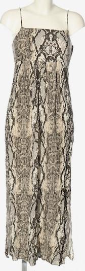 Asos Sommerkleid in XS in creme / braun, Produktansicht