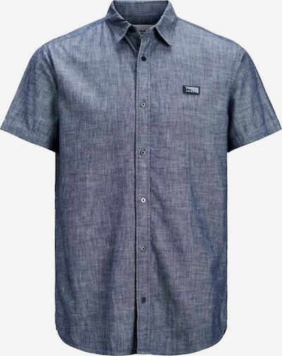 JACK & JONES Hemd 'Portland' in dunkelblau, Produktansicht