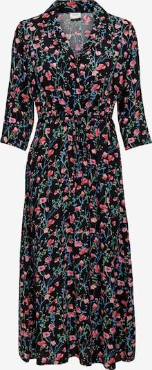 JDY Robe-chemise 'Staar Life' en bleu clair / vert / rose / noir, Vue avec produit