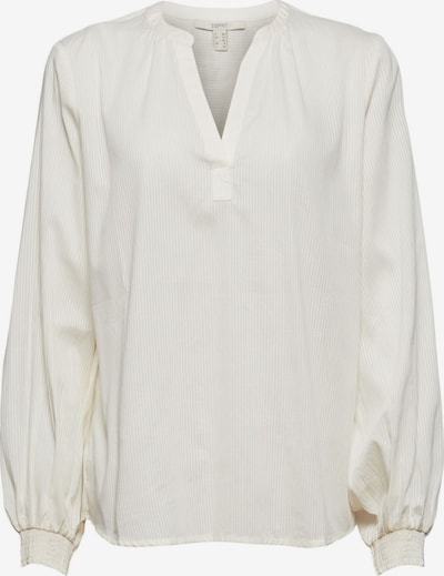 ESPRIT Blouse in de kleur Wit, Productweergave