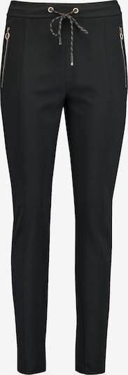 GERRY WEBER Hose in schwarz / weiß, Produktansicht