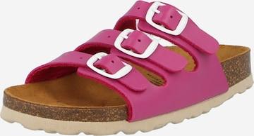 LICO Pantolette 'BiolineI' in Pink