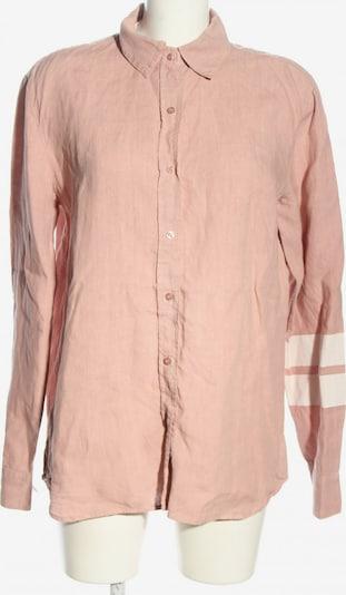 10Days Leinenbluse in M in pink / weiß, Produktansicht
