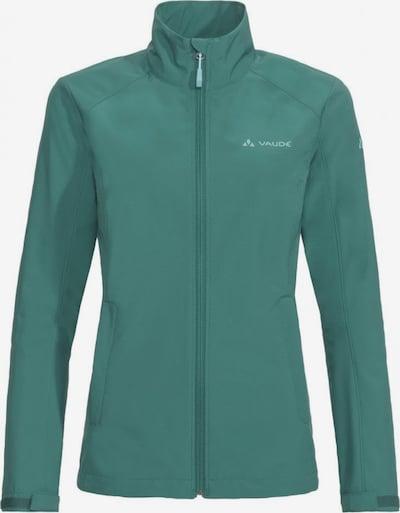 VAUDE Jacke in grün, Produktansicht
