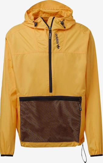 ADIDAS ORIGINALS Windbreaker  'Adventure' in gelb, Produktansicht