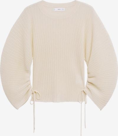 MANGO Pullover 'Plego' in beige, Produktansicht