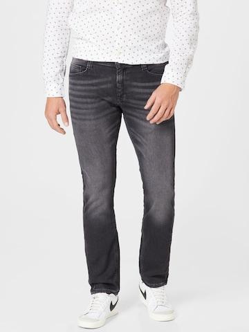MUSTANG Jeans 'Oregon' in Schwarz