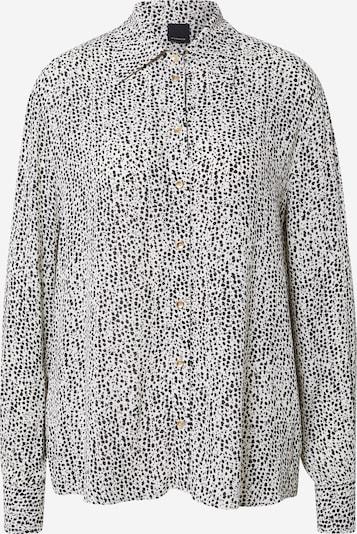 PINKO Bluse in schwarz / weiß, Produktansicht