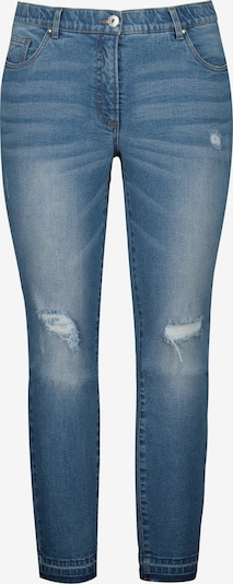 Studio Untold Jeans in de kleur Blauw denim, Productweergave