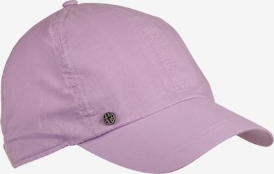 LOEVENICH Basecap ' aus leichter Baumwolle ' in lila, Produktansicht