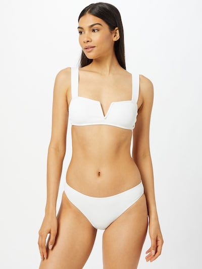 ROXY Bikini 'MIND OF FREEDOM' w kolorze białym, Podgląd na modelu(-ce)