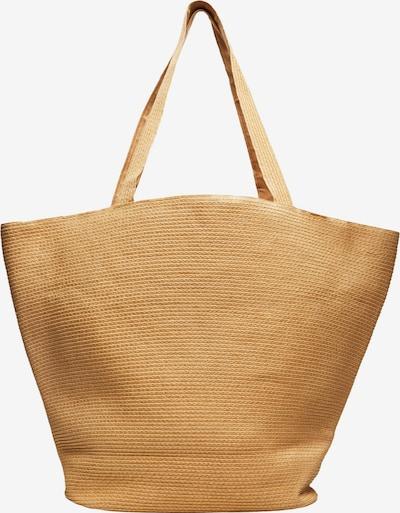 SELECTED FEMME Cabas 'Nina' en beige foncé, Vue avec produit