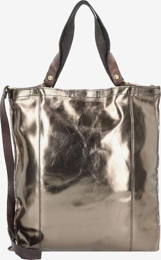 Campomaggi Shopper in silber, Produktansicht