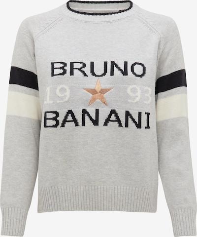 BRUNO BANANI Trui in de kleur Grijs, Productweergave