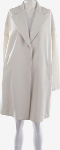 Harris Wharf London Jacket & Coat in L in White