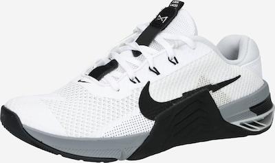 NIKE Športni čevelj 'Metcon 7' | črna / bela barva, Prikaz izdelka