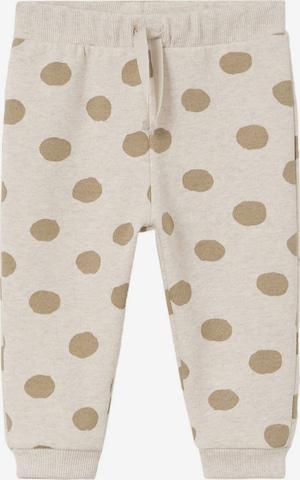 Pantaloni 'PIPA' de la MANGO KIDS pe bej
