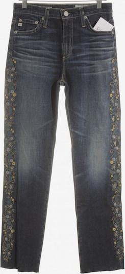 Adriano Goldschmied Jeans in 24-25 in Dark blue / Dark yellow / Olive, Item view