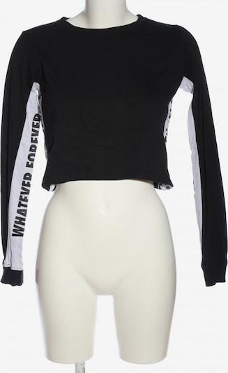 FB Sister Sweatshirt in XS in schwarz / weiß, Produktansicht