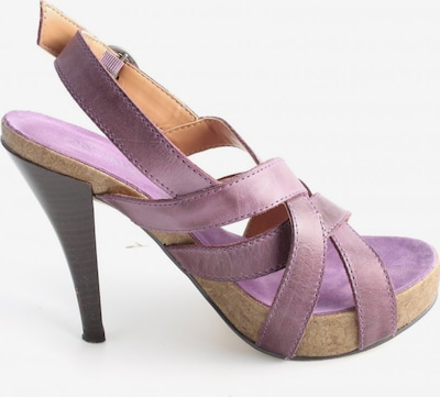 CATWALK High Heel Sandaletten in 36 in lila, Produktansicht