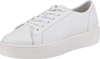 Paul Vesterbro Leder City Sneaker in weiß, Produktansicht