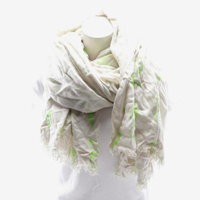 SET Schal in One Size in beige / grün, Produktansicht