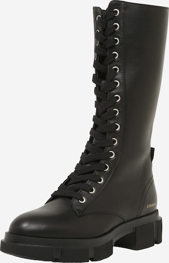 Copenhagen Lace-up boot in Black, Item view
