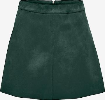 ONLYSuknja 'ONLLINEA' - zelena boja
