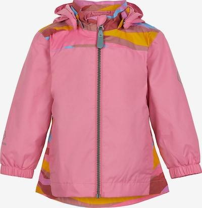COLOR KIDS Outdoorjacke in mischfarben / pink, Produktansicht