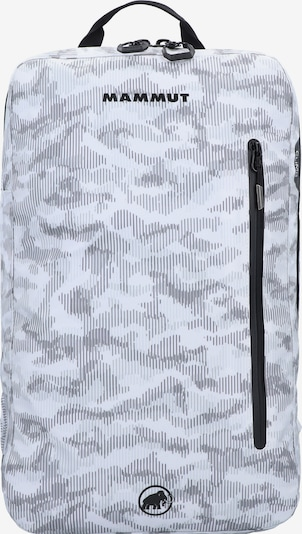 MAMMUT Rucksack 'Seon' in hellgrau / weiß, Produktansicht
