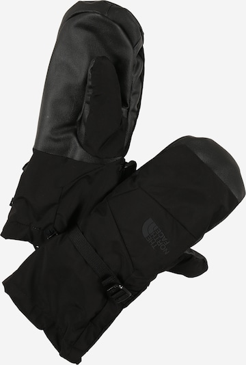 THE NORTH FACE Sporthandschuhe 'W MONTANA FUTURELIGHT ETIP MITT' in schwarz, Produktansicht