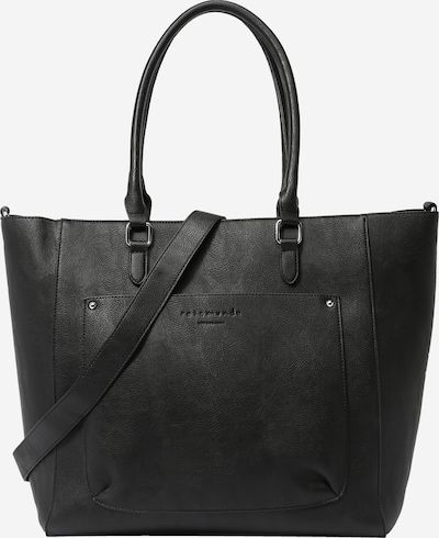 rosemunde Tasche in schwarz, Produktansicht