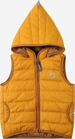 FINKID Vest 'VANULI', värv kollane