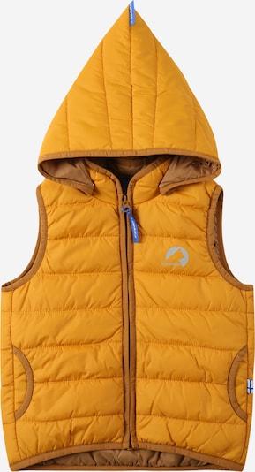 FINKID Bodywarmer 'VANULI' in de kleur Goudgeel, Productweergave