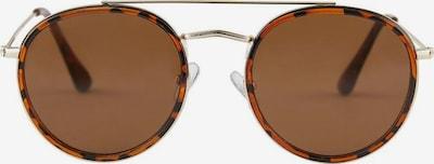 PIECES Sluneční brýle - rezavě hnědá / černá, Produkt