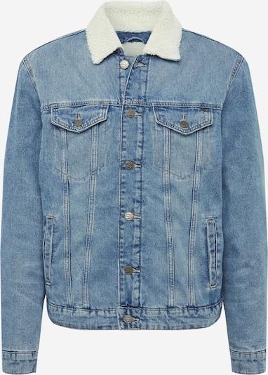 Only & Sons Prijelazna jakna 'ONSLOUIS' u plavi traper / vuneno bijela, Pregled proizvoda