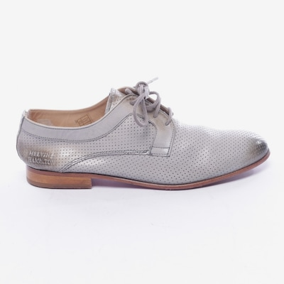 MELVIN & HAMILTON Flats & Loafers in 36 in Grey, Item view