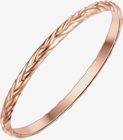 Glanzstücke München Silber-Ring in rosegold, Produktansicht