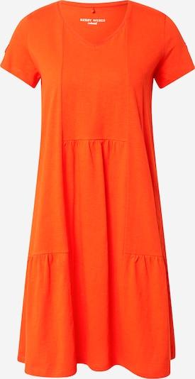 GERRY WEBER Robe d'été en orange: Vue de face