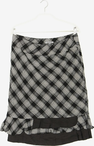 Bandolera Skirt in L in Grey