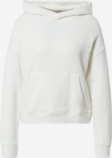 Bluză de molton 'Ubena' LIEBLINGSSTÜCK pe alb, Vizualizare produs